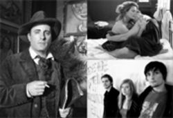Film feast (from left): Modigliani, Faithless, The Edukators