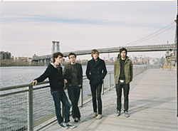 Tokyo Police Club plays City Limits this Sunday.