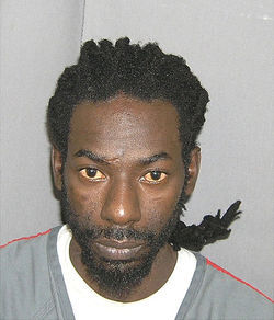 Buju&#039;s mug shot after he was arrested at his Tamarac duplex in December 2009.