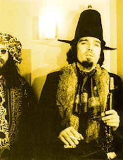 One of rock and roll's wiggiest visionaries: Captain Beefheart