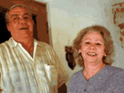 Tuto and Carmen Zabala first met as Catholic high school students in Havana
