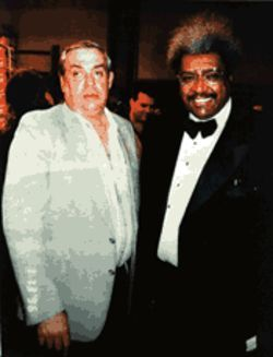 Zabala and bigtime impresario Don King used to do business together