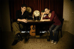 Rodrigo y Gabriela are acoustic but never quiet.