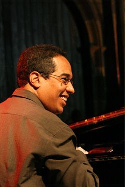 Danilo Perez (shown here) and Roy Haynes will bring their  roots maneuvers to the Deauville
