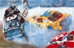 The Death of Dale Earnhardt (2003): These are no 