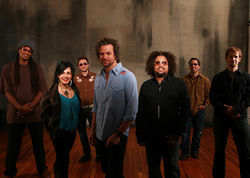 Feel the healing with Rusted Root.