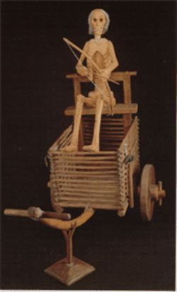 Horacio Valdez's Death Cart/Carreta de  Muerte