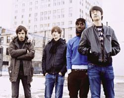 Bloc Party doesn't appreciate comparisons to Gang of Four, which is just stupid