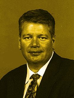 High-level bureaucrats like Michael Spring and Bill Johnson (pictured) did little to expedite the project