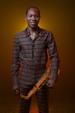 Join the revolution with Seun Kuti.