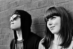 Sleigh Bells: Derek E. Miller and Alexis Krauss