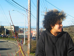 Kimya Dawson wants to give the world a hug.
