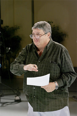 Executive producer Eduardo Caceres is the show&amp;#146;s backbone.