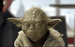Ancient butt-kicker: Yoda