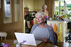 Judi Dench  in Friend Request Pending