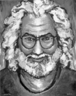 A Slick interpretation of Jerry Garcia