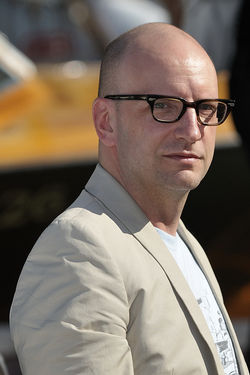Steven Soderbergh: &quot;One of the things that I do when we&#039;re editing is, three or four times a week I watch the whole film from beginning to end. Nothing will cure you faster of being in love with your own stuff than that.&quot;