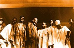 Taj Mahal, Toumani Diabaté, and friends