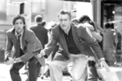 Edward Burns and Robert De Niro take a fast ride through the mean streets