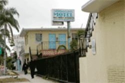 It took a grisly shooting for the owner of Stephan's  International Motel to shut it down