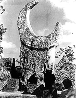Psychic central: Coral Castle