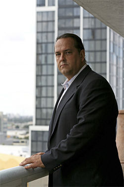 Charles Hazlett, a top Miami investment broker, aired his fears about the company in 2003.