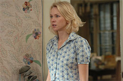 Naomi Watts: Home invasion, sweet home invasion.