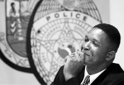 Miami-Dade Police Director Robert Parker will have to answer some 