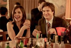 My sister, the whore: Justine and Jason Bateman hook up in 