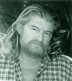 I am his haircut, his reefer, his beard crumbs ... his Joe Eszterhas