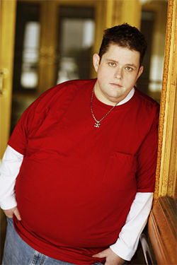 Ralphie May is serious about his comedy.