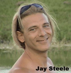 "Jay Steele, Lynda's husband, has personally tested hundreds of fake breasts. His advice: ""Don't be cheap with your implants"""