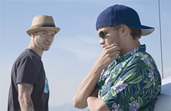 Alpha Dog is worth a look for the performance of Justin Timberlake (left)