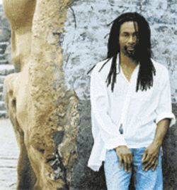 The ever-happy Bobby McFerrin sings a symphony Wednesday, July 9