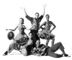 Alvin Ailey American Dance Theater bops into the 