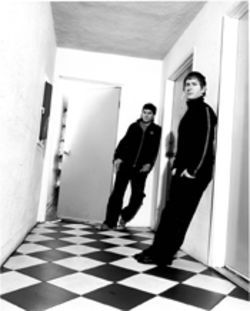 The progressive house duo Dave Dresden (left) and Josh Gabriel are among 2004's breakout dance stars