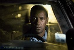Denzel Washington as ATF stud Doug Carlin