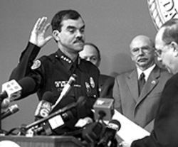 Donald Warshaw appointed Martinez chief during the political upheaval that followed the Elian Gonzalez raid