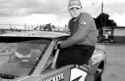 Seventeen-year-old driver Tommy Styer and his family journey from Hollywood to Hialeah every Saturday to race.  He started racing mini-stock cars when he was just thirteen,  says a beaming Al Styer, Tommys father, who also raced at Hialeah for more than 30 years.