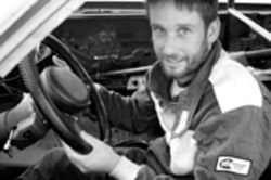 Hialeah Speedway manager Andrew Ogden couldnt resist the urge  to race when he took the place over a year ago. Ogdens father,  Richard, is the owner of Tropicaire Development, the company redeveloping the race track.