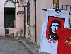 Che is for tourists. Poverty is for Cubans