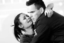 Thandie Newton and Matt Dillon act as if their careers depend on it