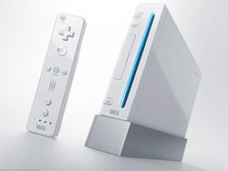 Some people waited in line five hours just to take a Wii