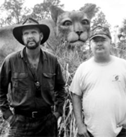 David and Jack Shealy couldn't get the government interested in the fact that a fearless panther was killing their animals