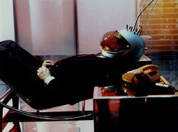 R.W. Fassbinder's 1973 sci-fi flick World on a Wire is remarkably current.