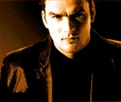Balthazar Getty scowls