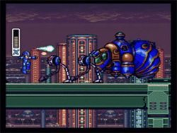 If Mega Man had beaten Pesticide Man and gotten the Raid 