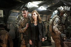 Jessica Chastain is sensational in Zero Dark Thirty.